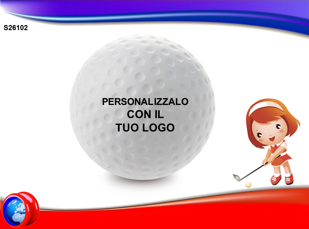 Pallina da Golf Antistress